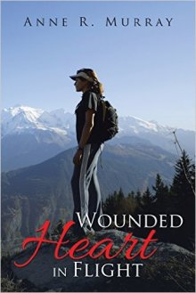 Wounded Heart in Flight Cover - Amazon